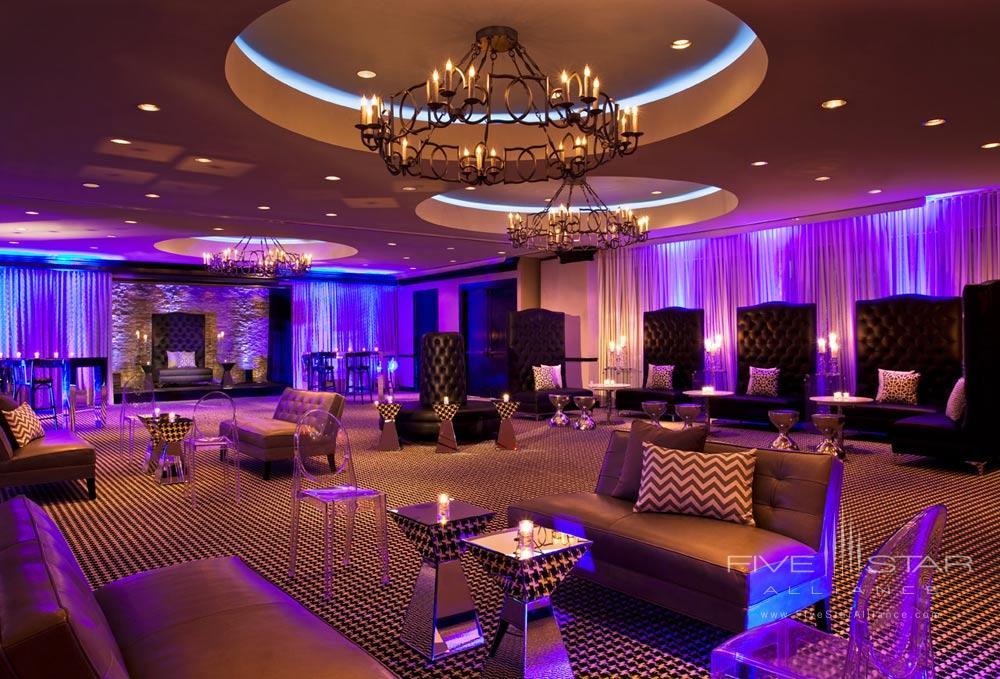 Ballroom at Hotel Zaza Dallas, Texas