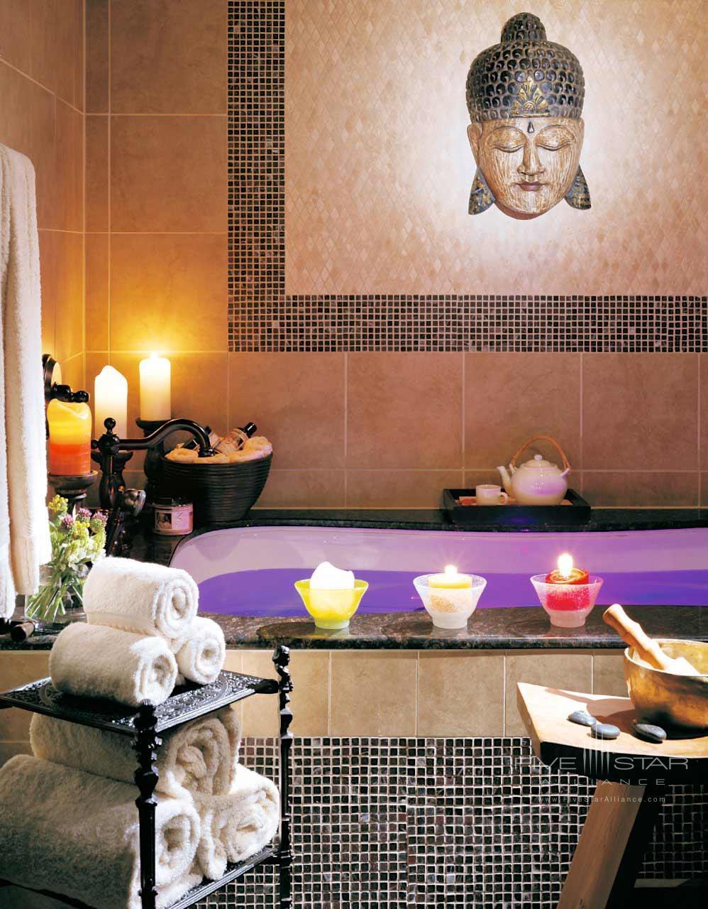 Spa at Hotel Zaza Dallas, Texas