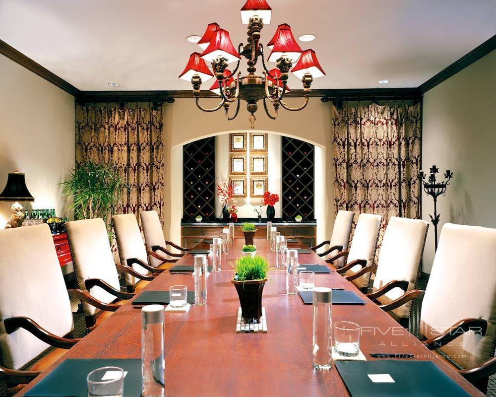 Boardroom at Hotel Zaza Dallas, Texas