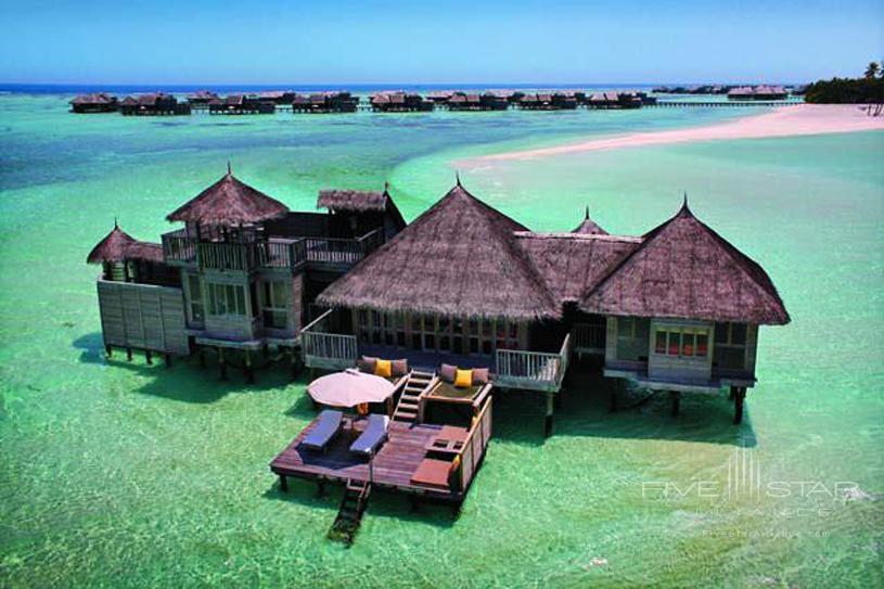 The Gili Lankanfushi Maldives