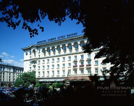 Sheraton Sofia Hotel Balkan