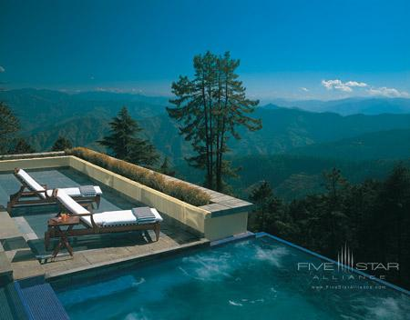 Wildflower Hall Shimla in the Himalayasan Oberoi Resort