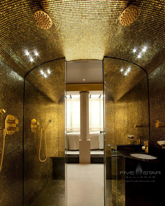 Park Hyatt Paris Vendome Presidential Suite Bathroom