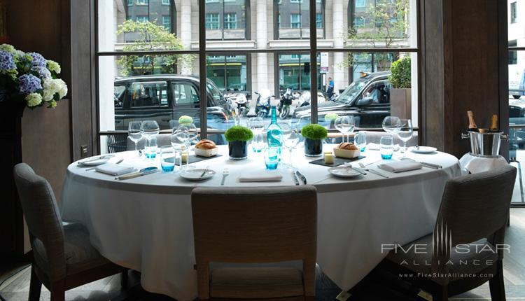 The May Fair Hotel Mayfair Kitchen