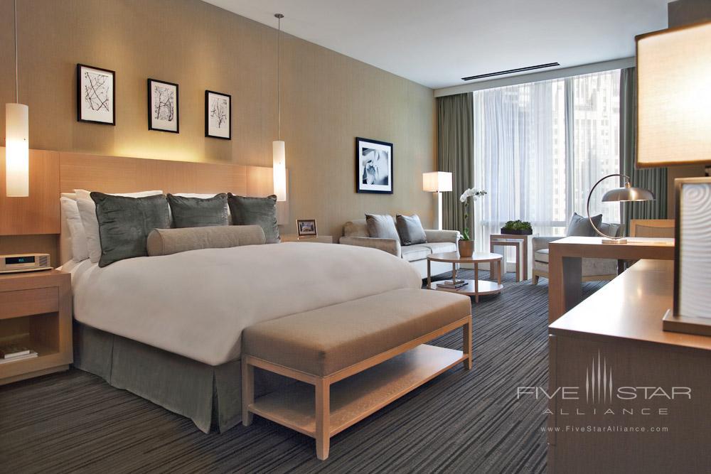 King Spa Room at Trump International Hotel Chicago