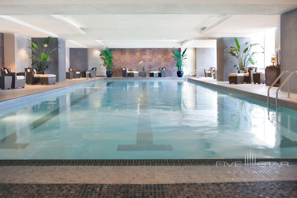 Pool at Trump International Hotel Chicago