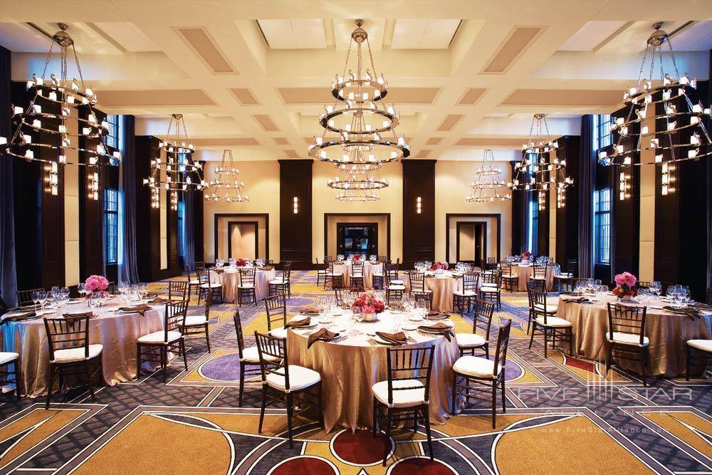 Dining at Liberty HotelBostonMA