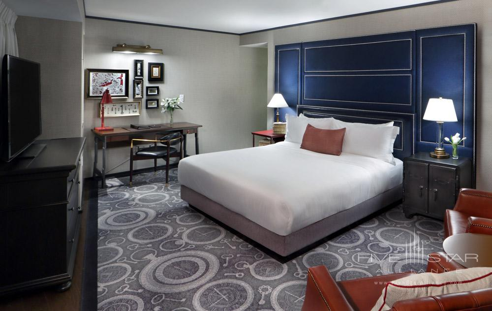 Guest Room at Liberty HotelBostonMA
