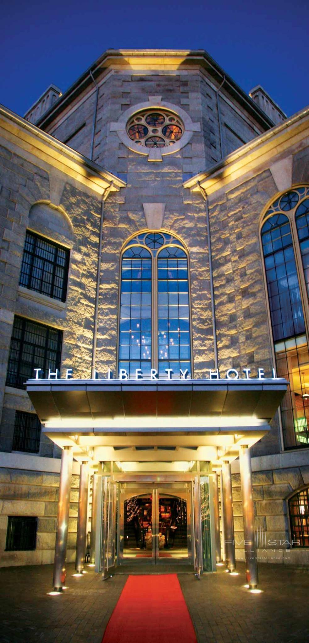 Liberty HotelBostonMA