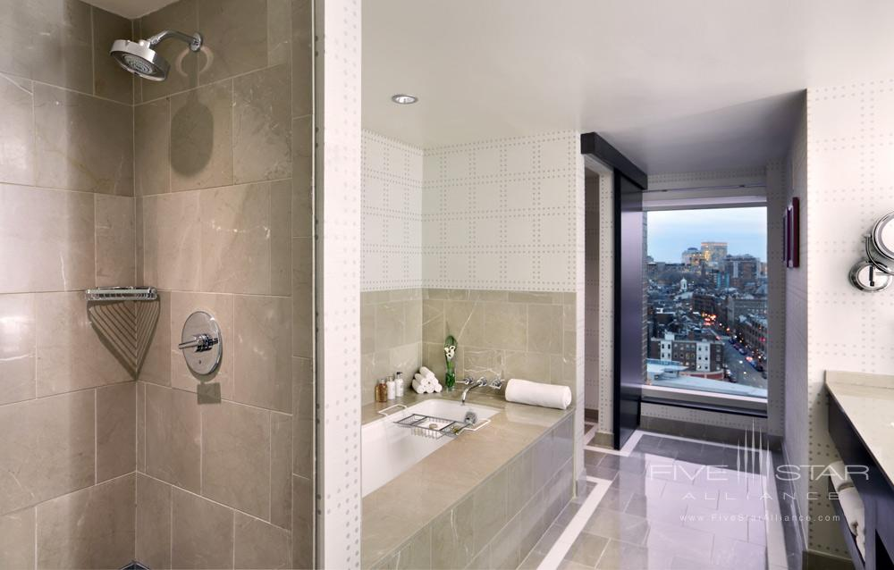 Suite Bath at Liberty HotelBostonMA