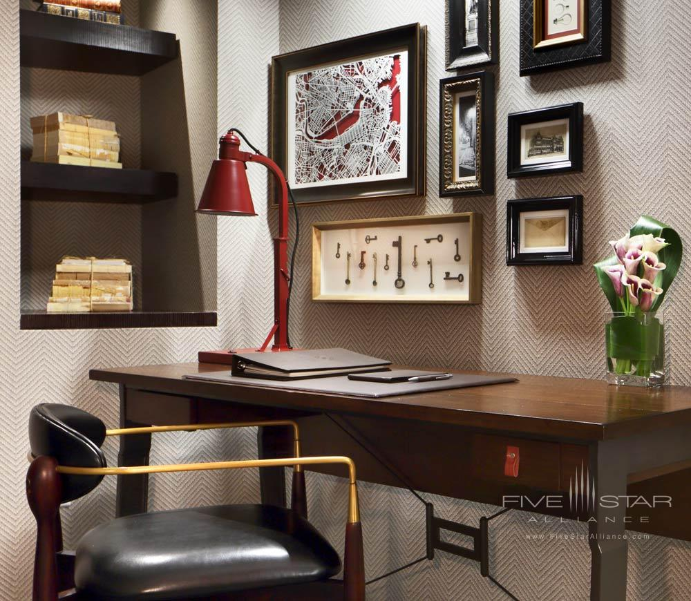 Suite Office at Liberty HotelBostonMA