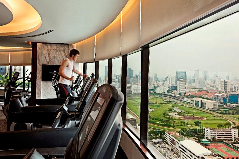 InterContinental Bangkok Infinity Fitness
