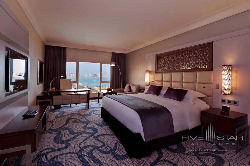 Deluxe Guest Room at InterContinental Doha, Qatar