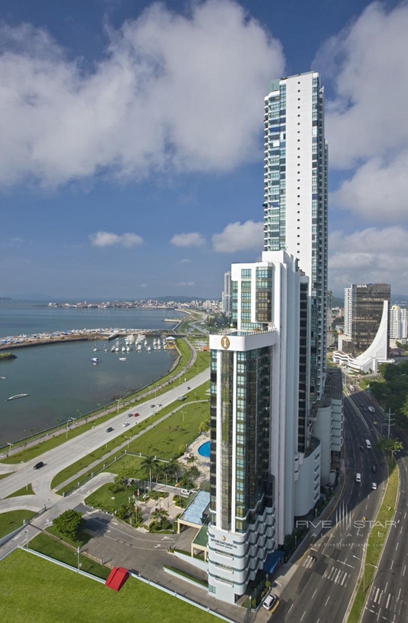 InterContinental Miramar Panama Exterior