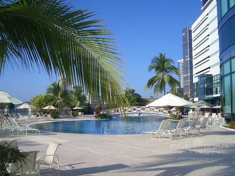 InterContinental Miramar Panama Pool