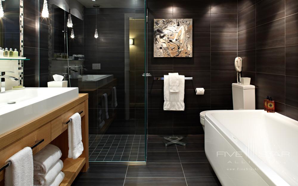 Bath at Intercontinental Montreal