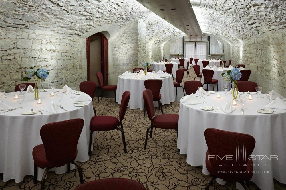 Dining at Intercontinental Montreal