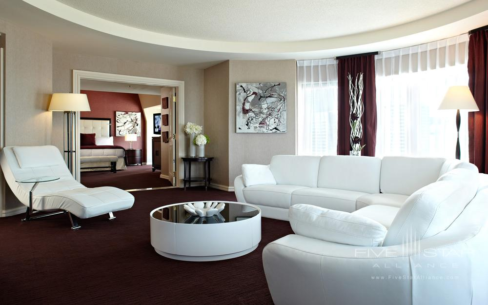 Imagine Suite at Intercontinental Montreal