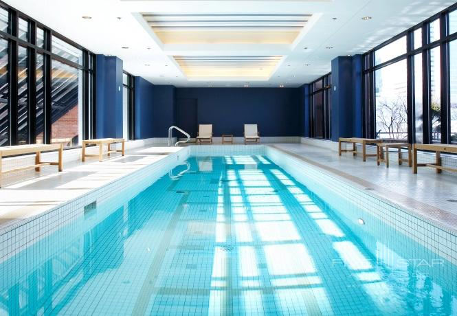 Pool 665 at Intercontinental Montreal