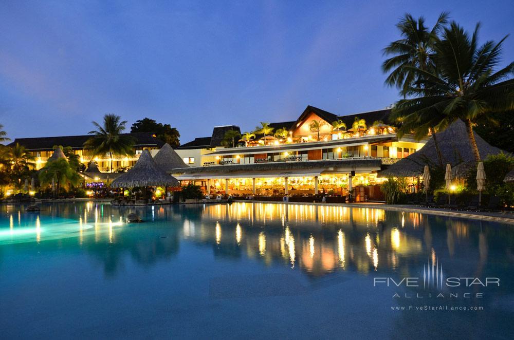 InterContinental Resort Tahiti, Papeete