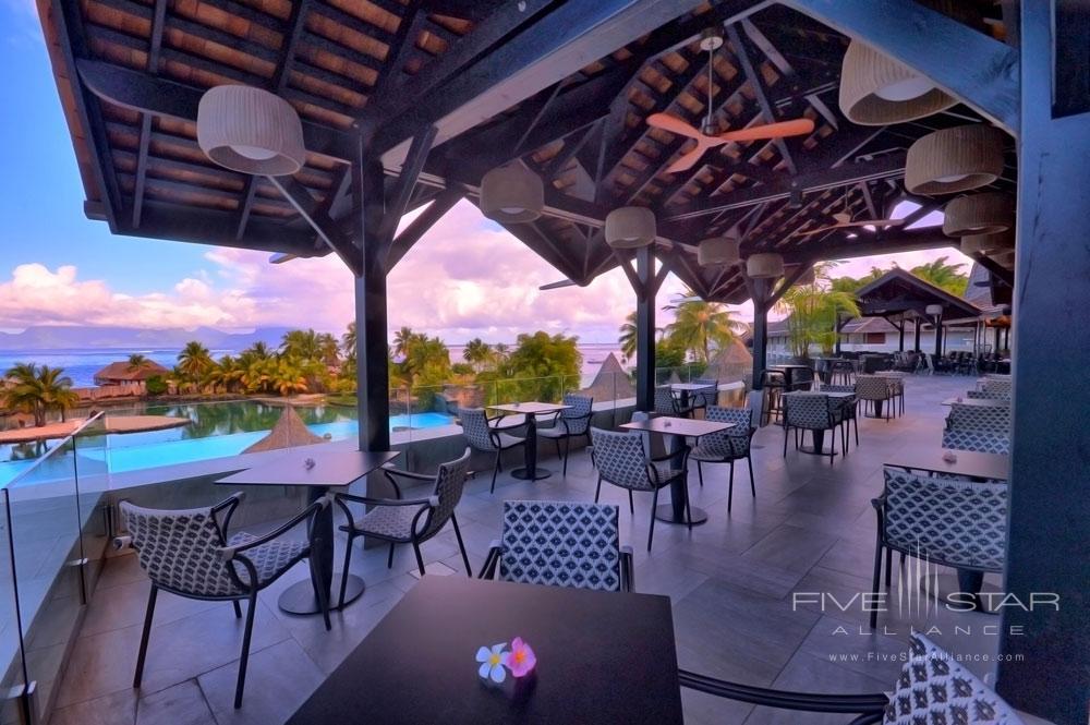 Dining at InterContinental Resort Tahiti, Papeete