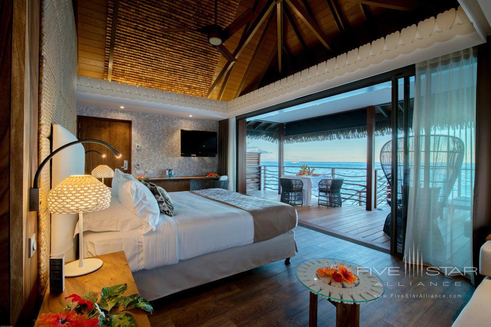 Guestroom at InterContinental Resort Tahiti, Papeete