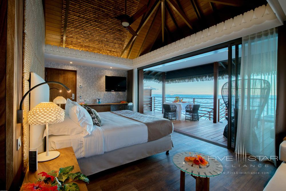 Guestroom at InterContinental Resort TahitiPapeete
