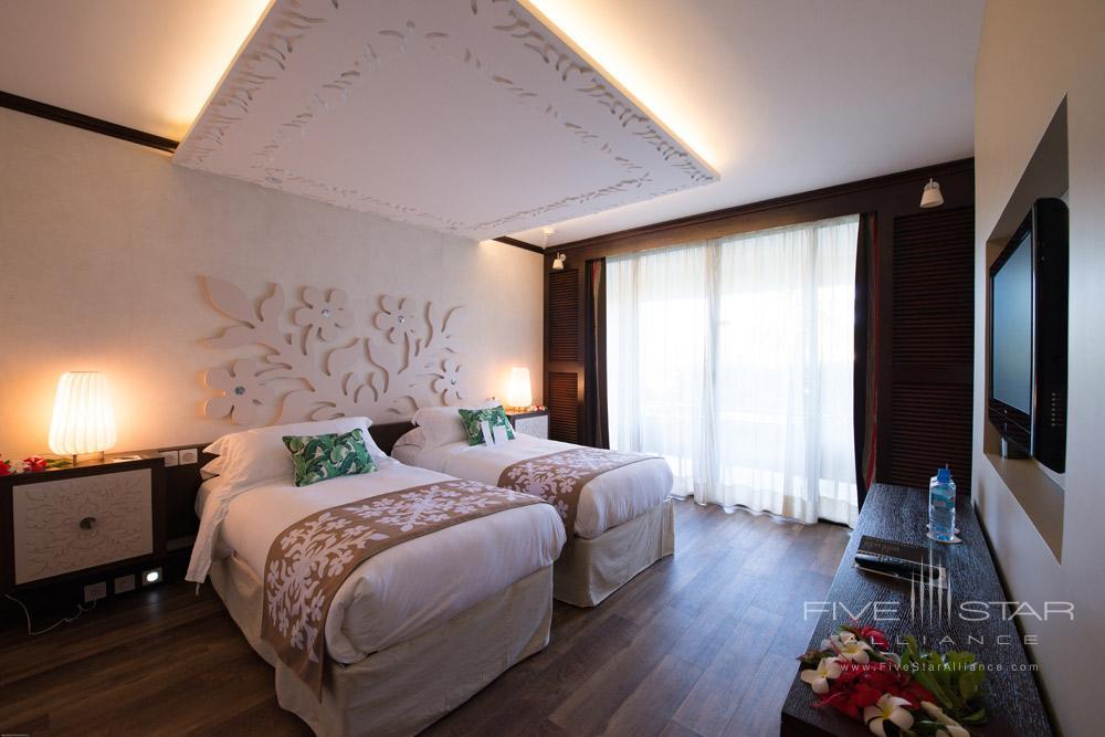 Double Guestroom at InterContinental Resort TahitiPapeete
