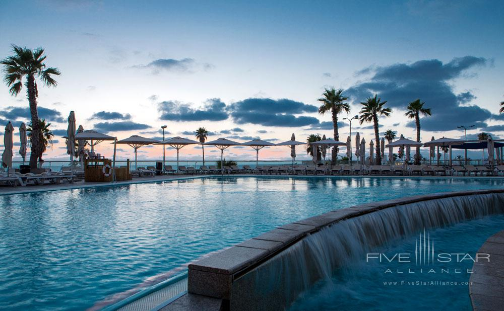 Pool at InterContinental David Tel AvivIsrael