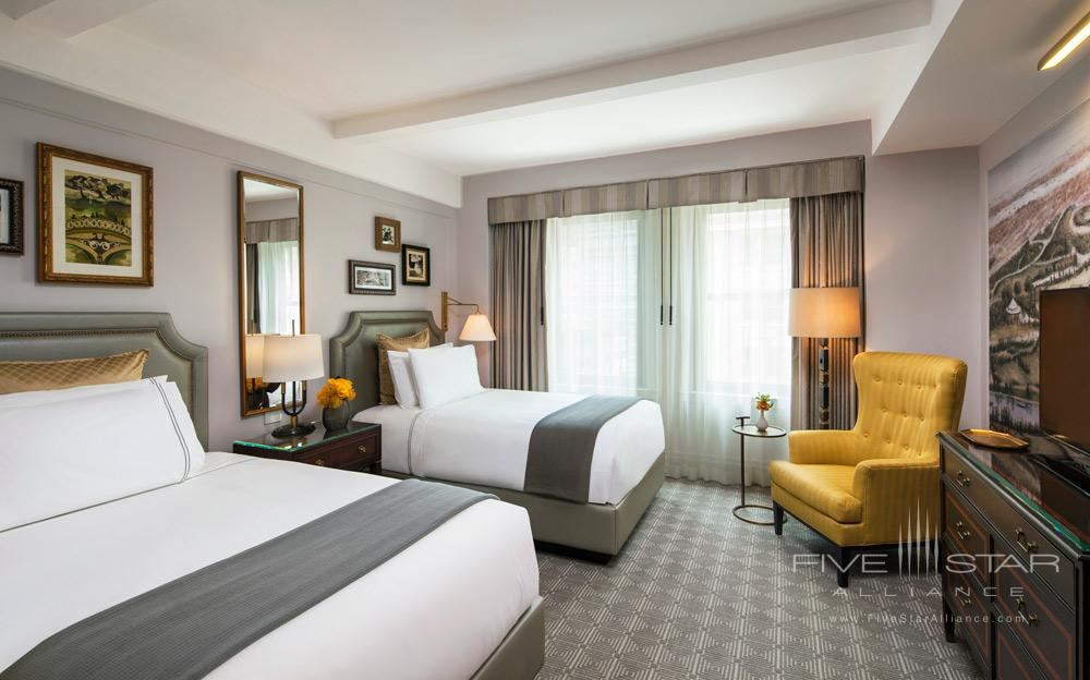 Double Guestroom at InterContinental The Barclay New YorkNY