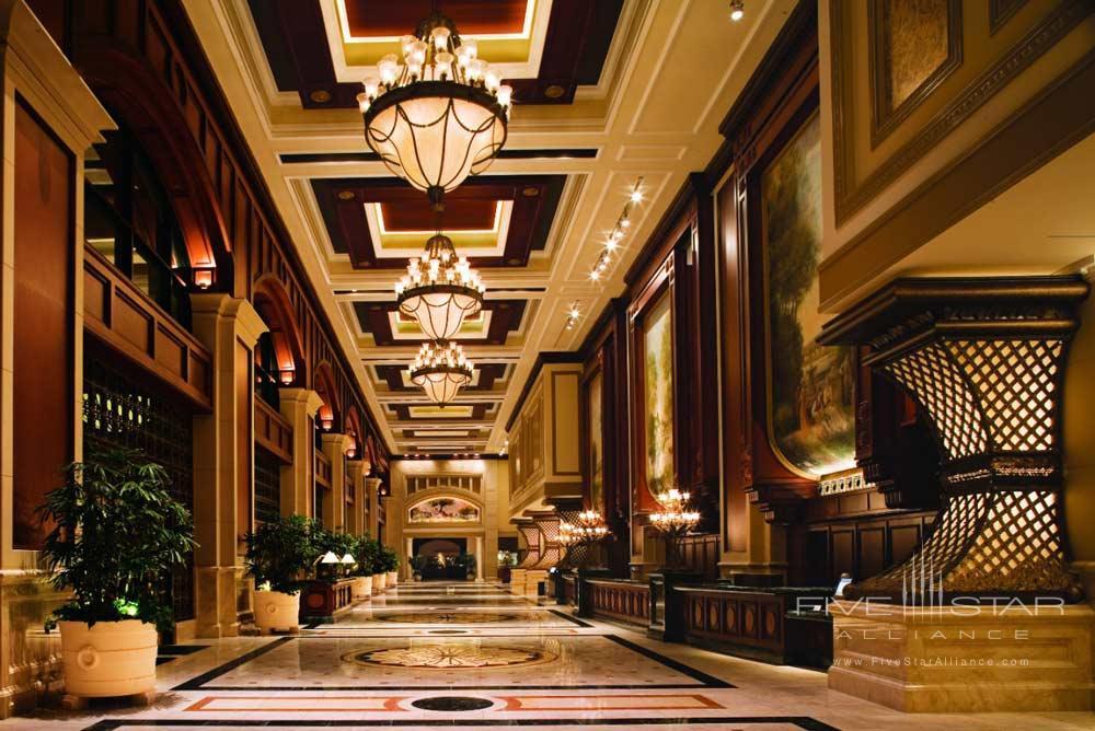 Lobby at Manchester Hyatt San Diego