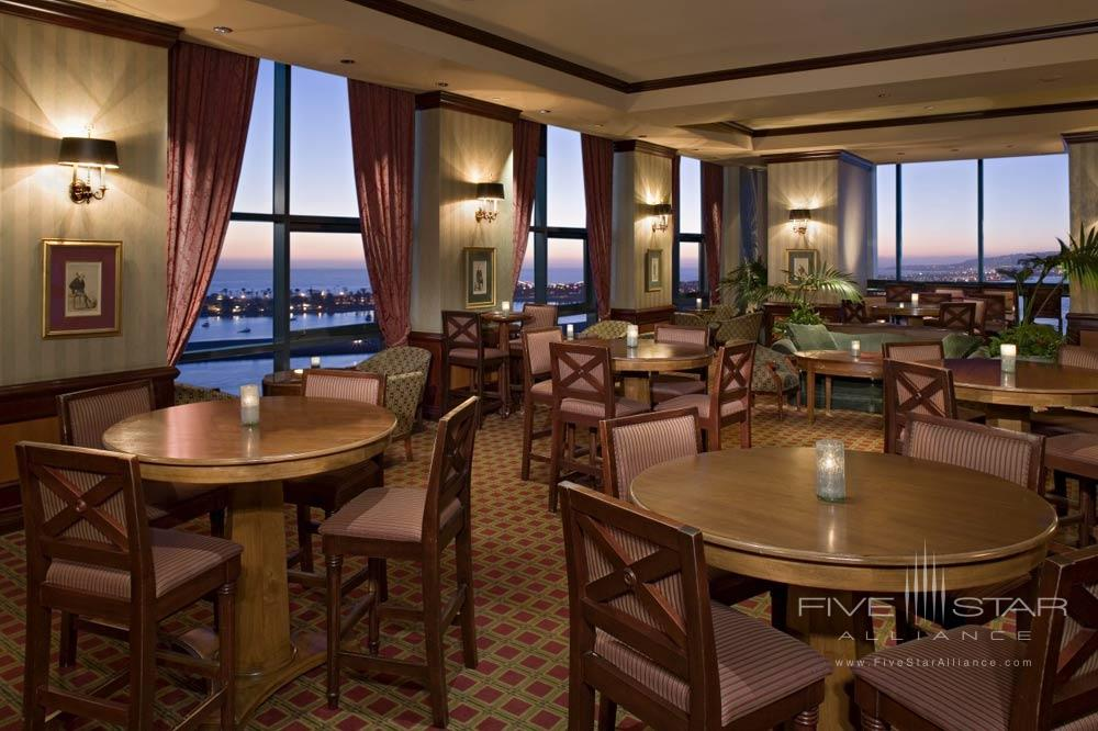 Bar and Lounge at Manchester Hyatt San Diego