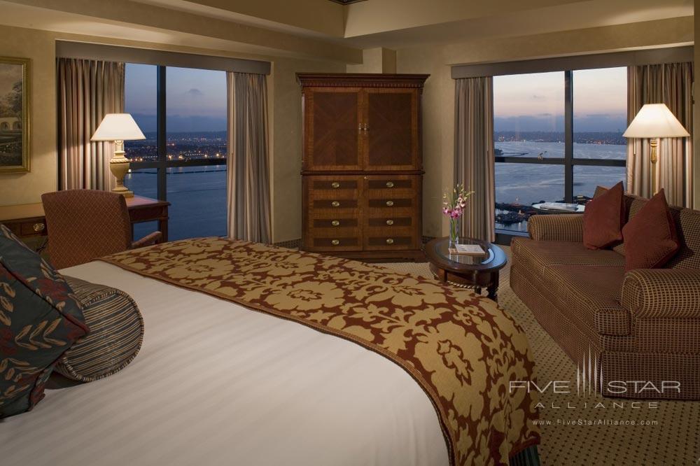 Guest Room at Manchester Hyatt San Diego