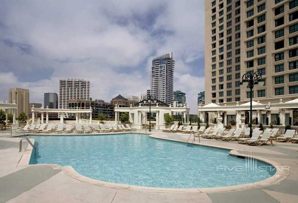 Pool at Manchester Hyatt San Diego