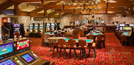 Casino at Hyatt Regency Lake Tahoe Resort Spa and Casino