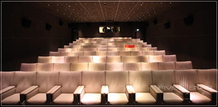 Le Royal Monceau Raffles Paris Katara Cinema Room