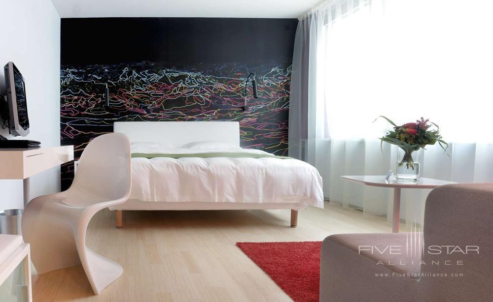 Standard Room at Radisson Blu Hotel Lucerne