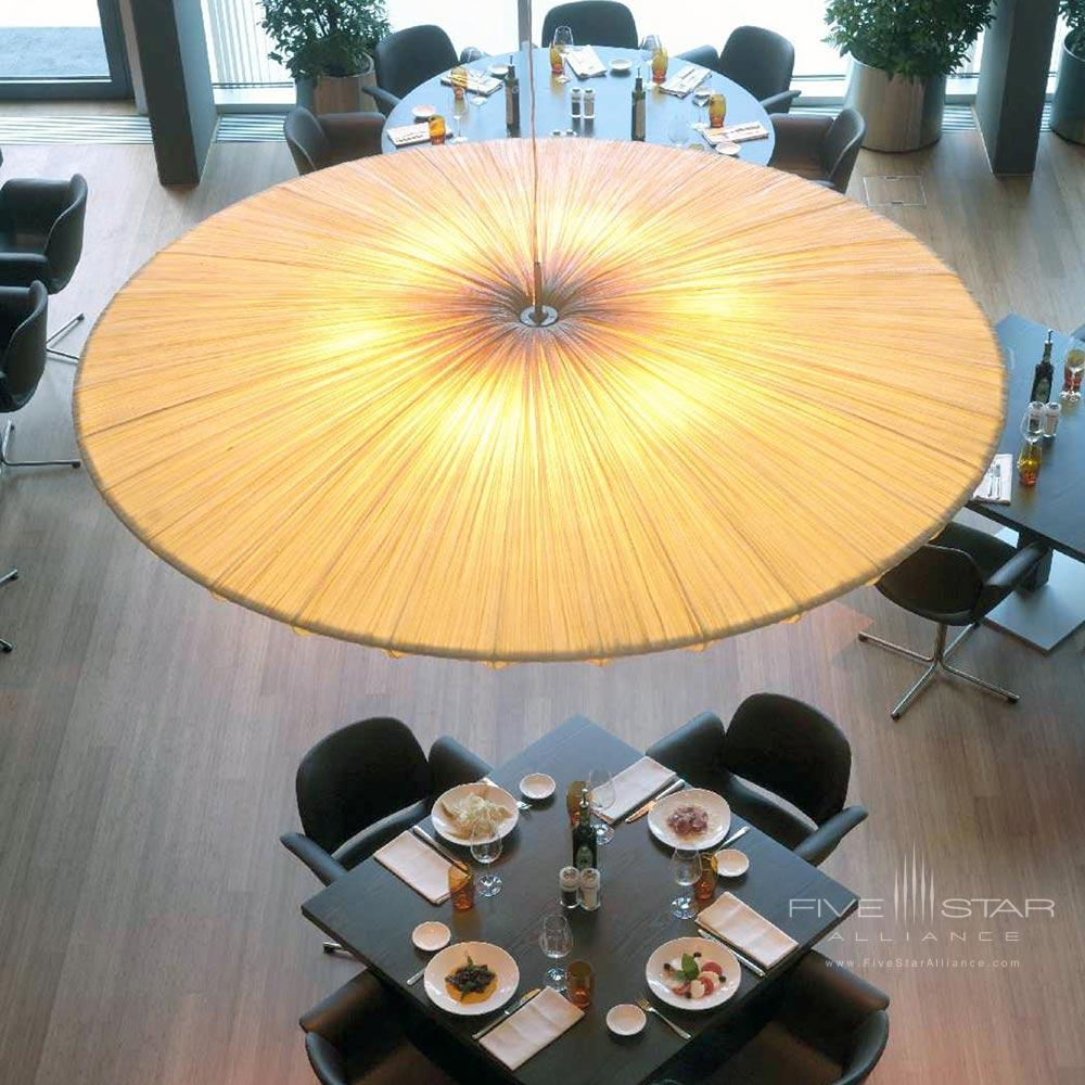 Dining at Radisson Blu Hotel Lucerne
