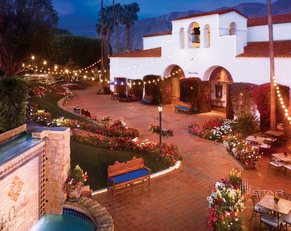 Rooftop Plaza at La Quinta Resort and Club