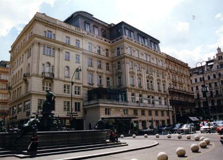 Ambassador Hotel Vienna