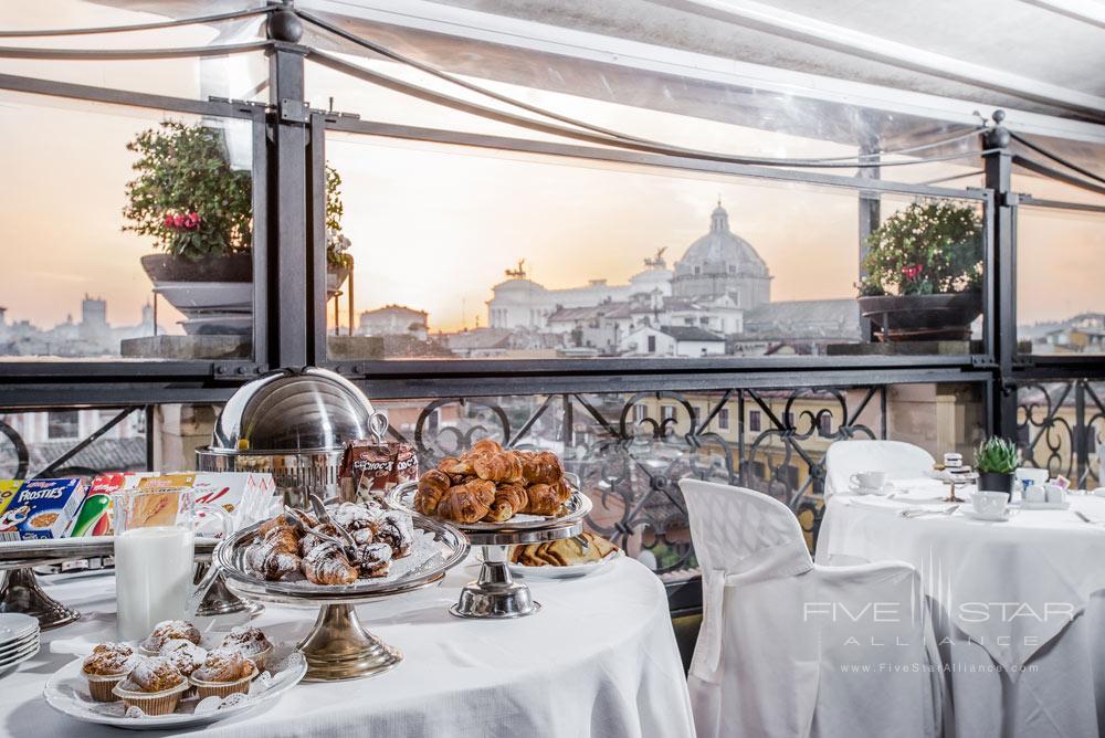 Grand Hotel de la MinerveRome Italy