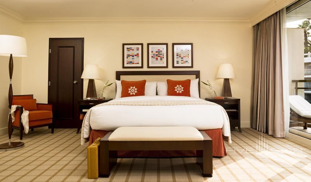 Guest Room at Fairmont Monte CarloMonaco
