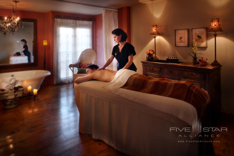 Inn and Spa at Loretto Spa