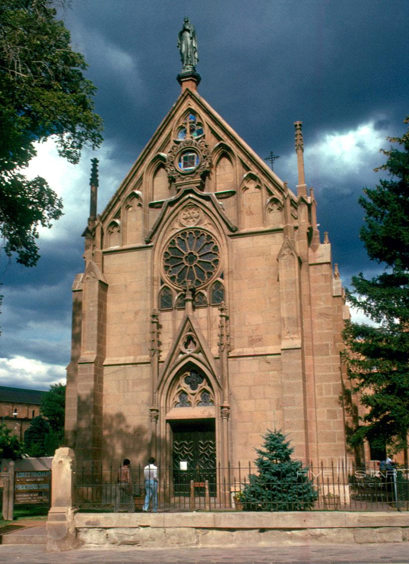 Inn and Spa at Loretto Loretto Chapel