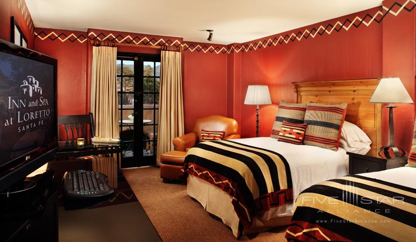 Inn and Spa at Loretto Superior Double Room