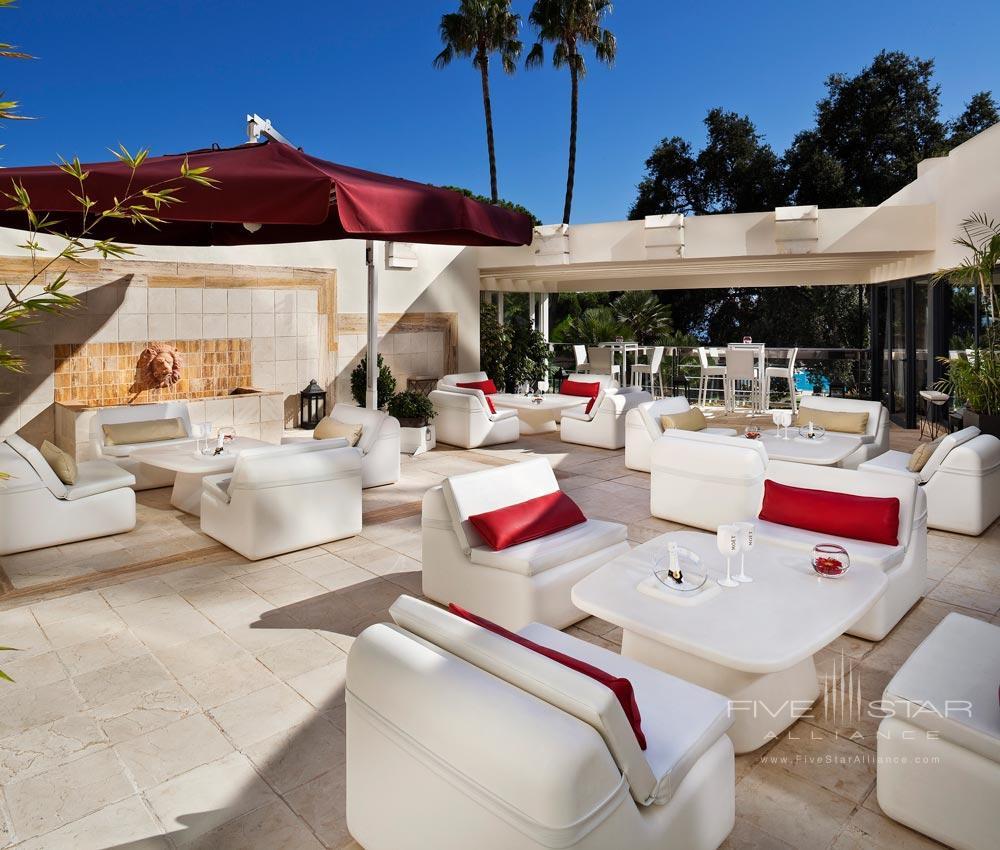 Red Level Lounge at Gran Melia Don Pepe, Spain