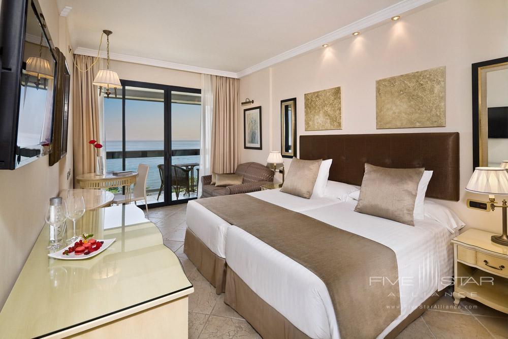 Premium Sea View Suite at Gran Melia Don Pepe, Spain