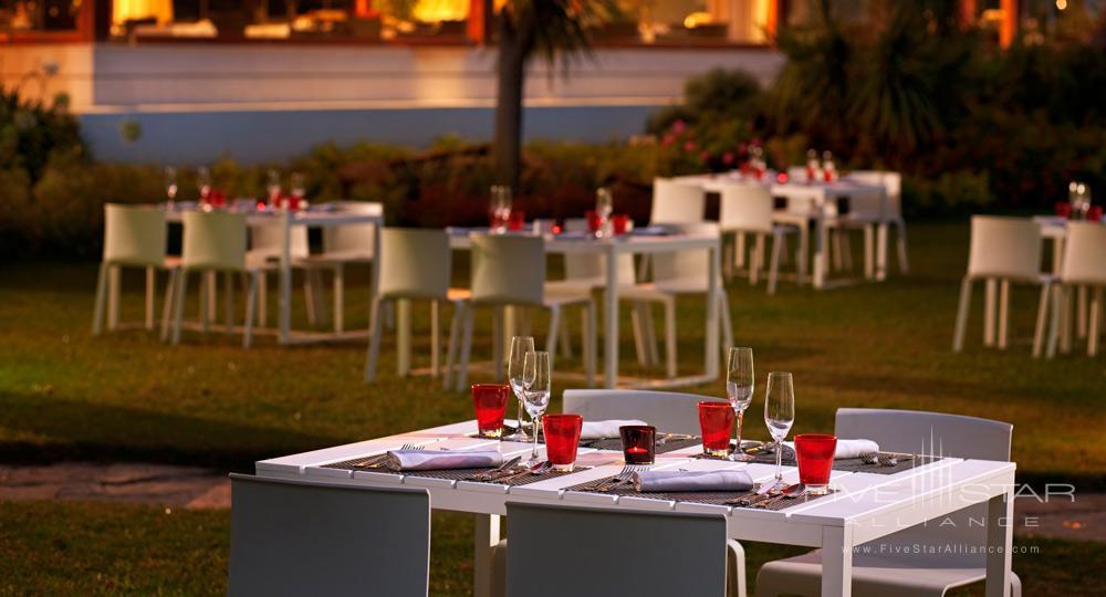 Veranda Restaurant at Gran Melia Don PepeSpain