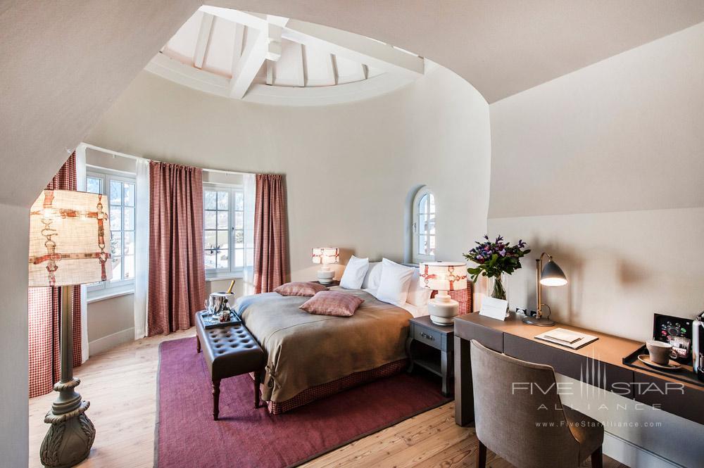 Design Guestroom at Le Grand BellevueSwitzerland
