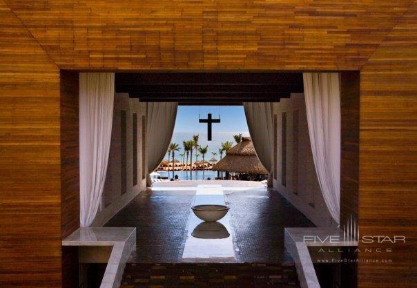 Cabo Azul Resort and Spa Cielo Wedding Chapel